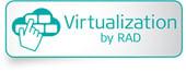 Virtualization by RAD