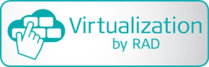 Virtualization by RAD