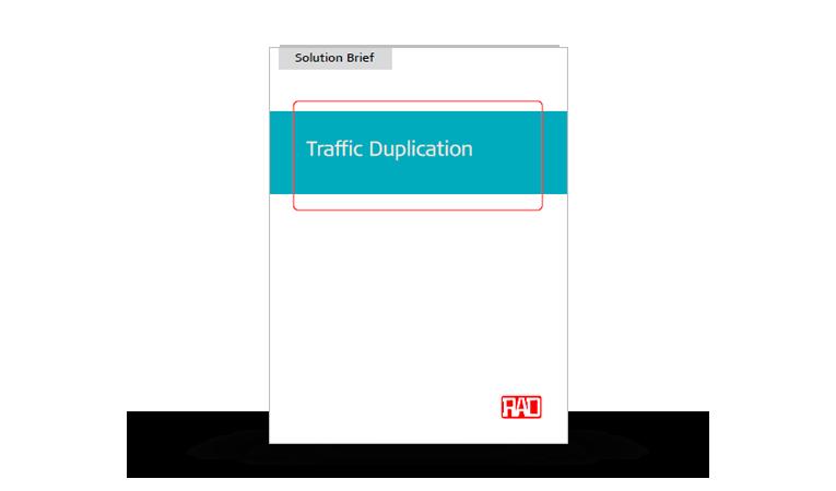 Traffic Duplication