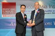 Telecom Asia's Readers' Choice Award 2013