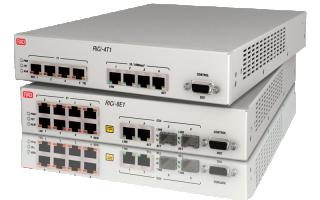 RICi-4E1, RICi-4T1, RICi-8E1, RICi-8T1