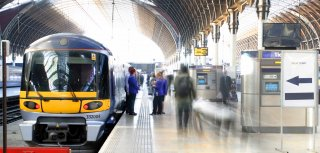 Service Assured Networking for Railway Operators