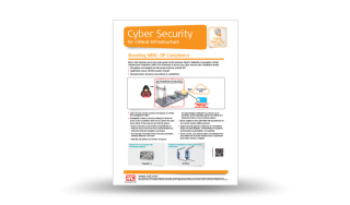 Cyber Security for Critical Infrastructure