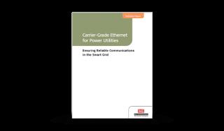 Carrier-Grade Ethernet for Power Utilities