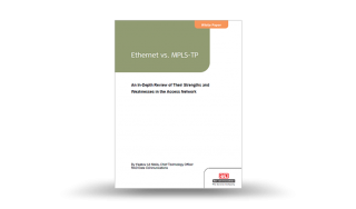 Ethernet vs. MPLS-TP
