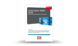 Power Utilities Substation WAN Market Survey