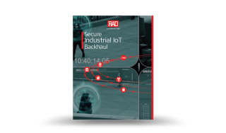Secure Industrial IoT Backhaul