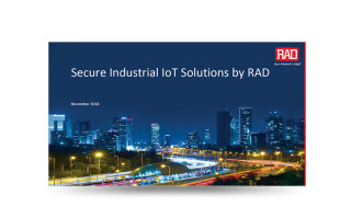Secure Industrial IoT Solutions with Edge Computing