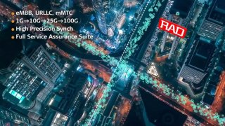 RAD's All-In-One 5G xHaul Cell Site Gateway