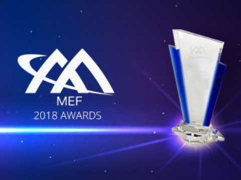 RAD Wins MEF 2018 NFV Technology of the Year Award
