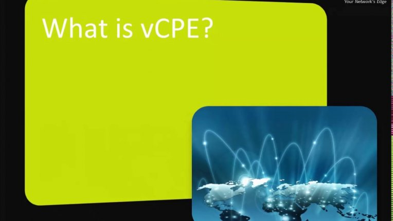 vCPE Deployment Best Practices by RAD