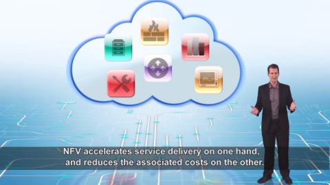 RAD's Distributed NFV at the Customer Edge