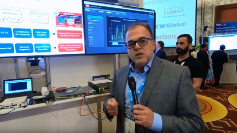 AT&T Labs' Elie Francis Presents MEF18 PoC – Boosting uCPE with SDN/NFV/Legacy Capabilities
